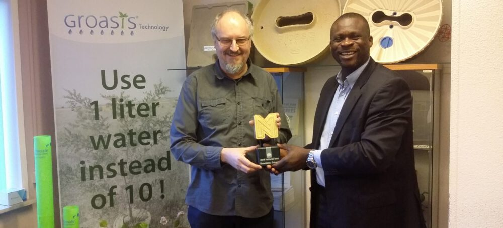 Aufforstung Afrika ICON award groasis scaled 1